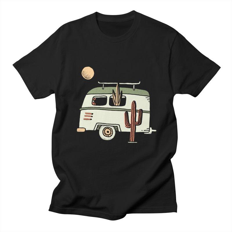 Van Life Women's Regular Unisex T-Shirt by skitchism's Artist Shop