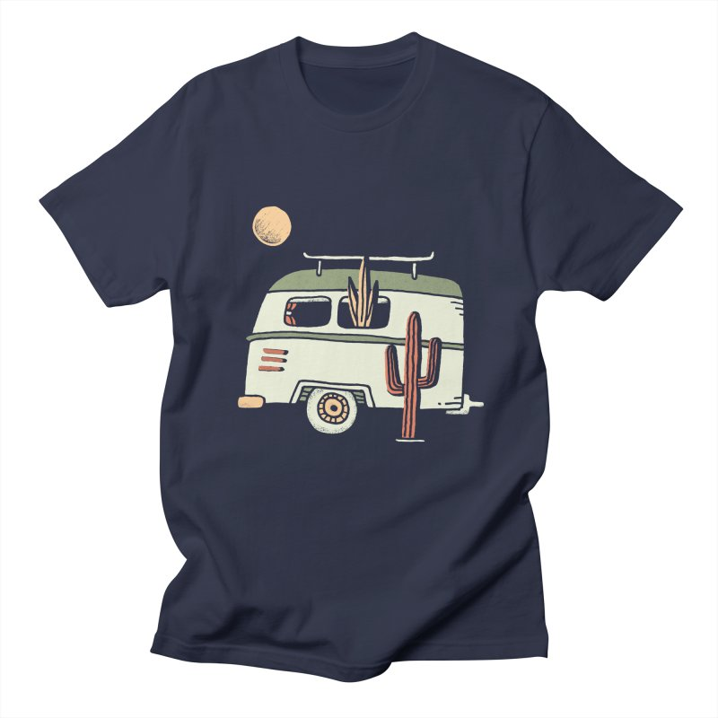 Van Life Men's Regular T-Shirt by Tatak Waskitho