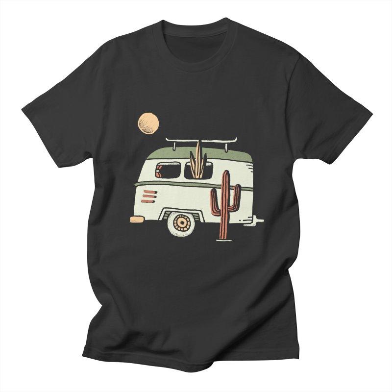 Van Life Women's Regular Unisex T-Shirt by Tatak Waskitho