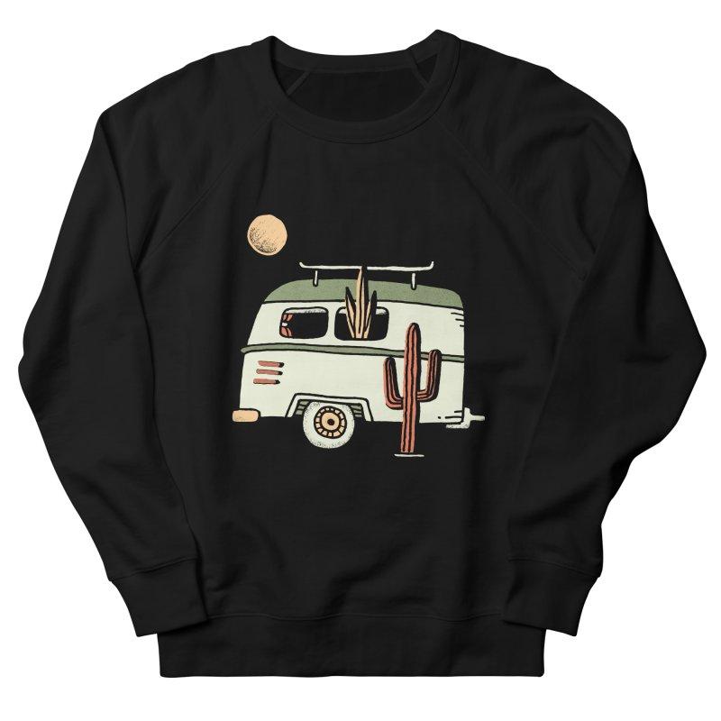 Van Life Women's French Terry Sweatshirt by Tatak Waskitho