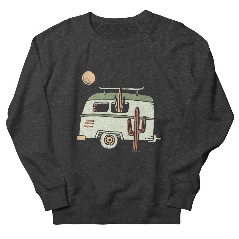 Van Life Men's French Terry Sweatshirt by Tatak Waskitho