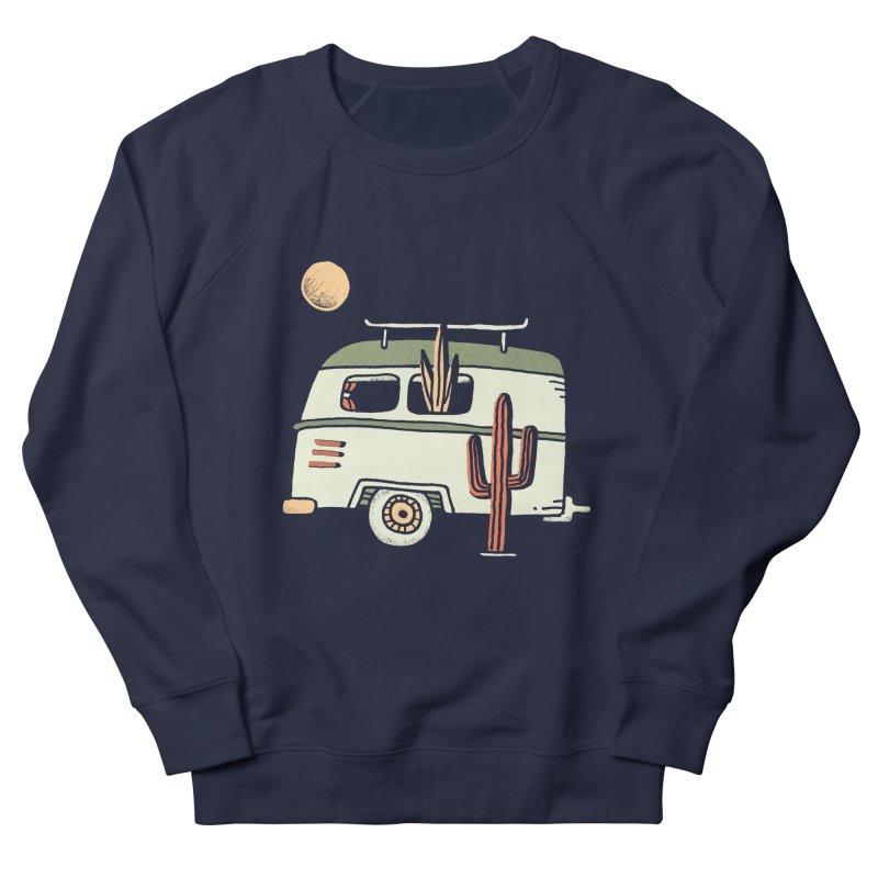 Van Life Men's French Terry Sweatshirt by skitchism's Artist Shop