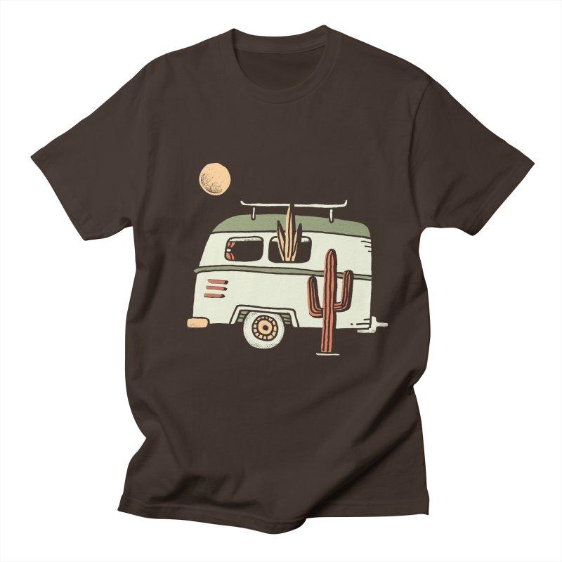 Van Life Men's Regular T-Shirt by skitchism's Artist Shop