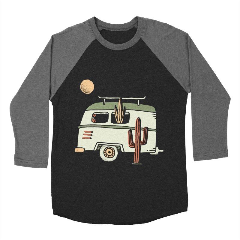 Van Life Men's Baseball Triblend Longsleeve T-Shirt by Tatak Waskitho