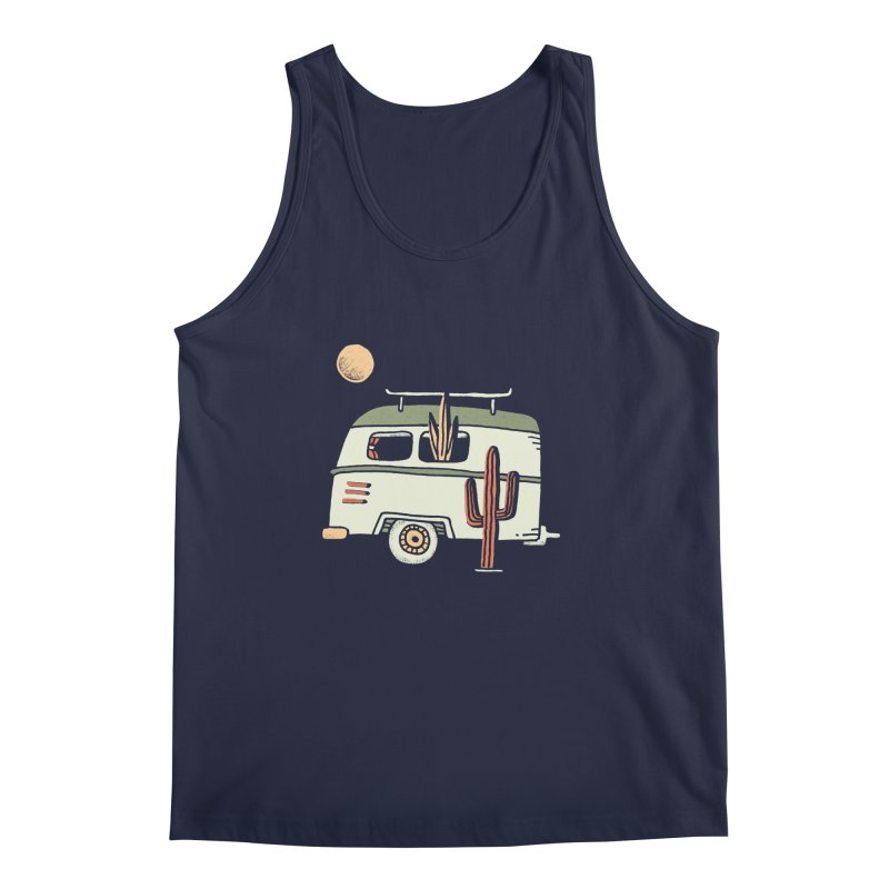 Van Life Men's Regular Tank by skitchism's Artist Shop