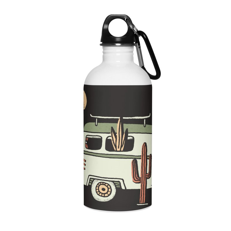 Van Life Accessories Water Bottle by Tatak Waskitho