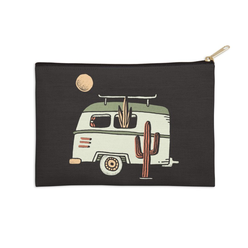 Van Life Accessories Zip Pouch by Tatak Waskitho