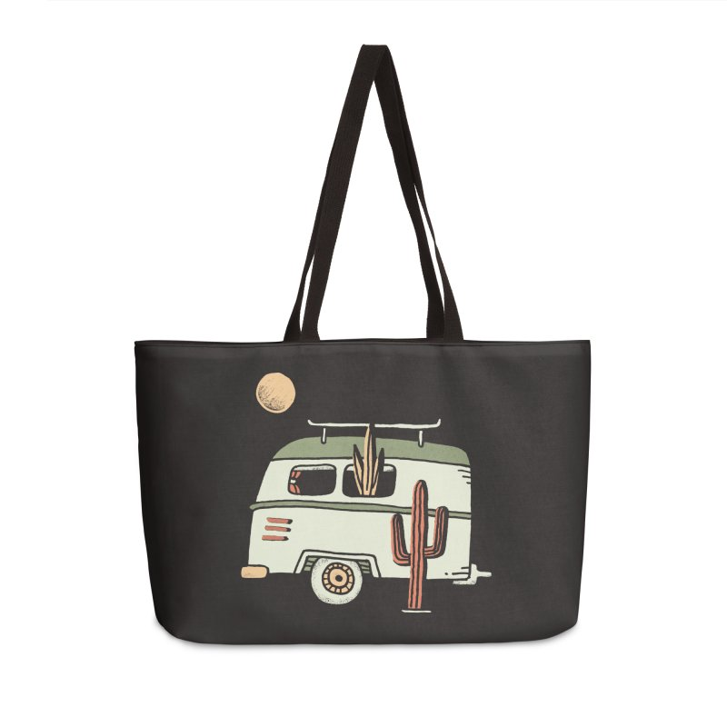 Van Life Accessories Weekender Bag Bag by Tatak Waskitho