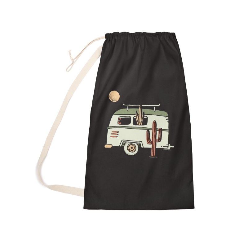Van Life Accessories Laundry Bag Bag by Tatak Waskitho