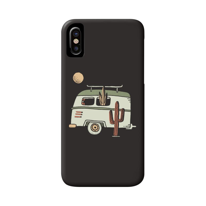 Van Life Accessories Phone Case by skitchism's Artist Shop