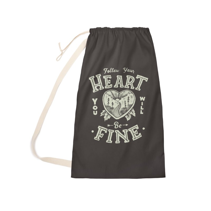 You'll be Fine Accessories Laundry Bag Bag by Tatak Waskitho