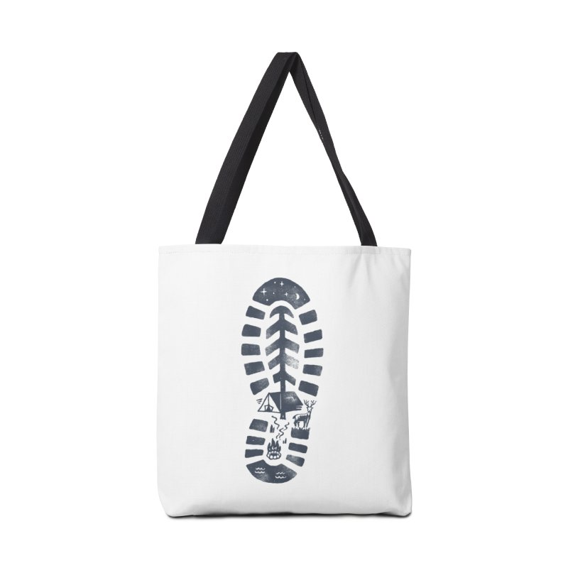 Wild Step Accessories Bag by skitchism's Artist Shop