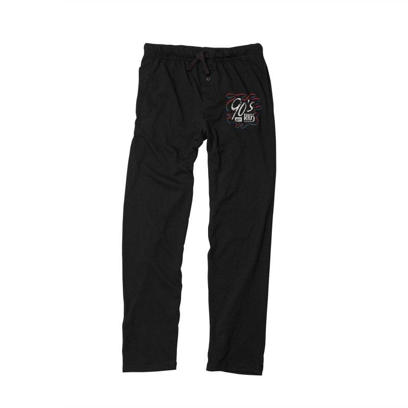 90s Kids Men's Lounge Pants by skitchism's Artist Shop