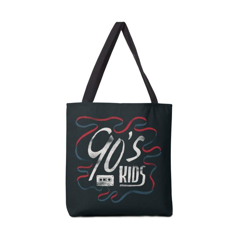90s Kids Accessories Bag by skitchism's Artist Shop
