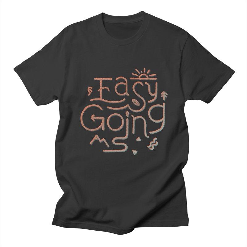 Easy Going Women's Regular Unisex T-Shirt by Tatak Waskitho