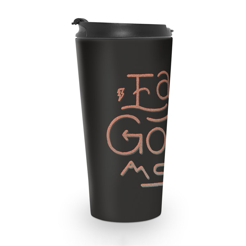 Easy Going Accessories Travel Mug by Tatak Waskitho