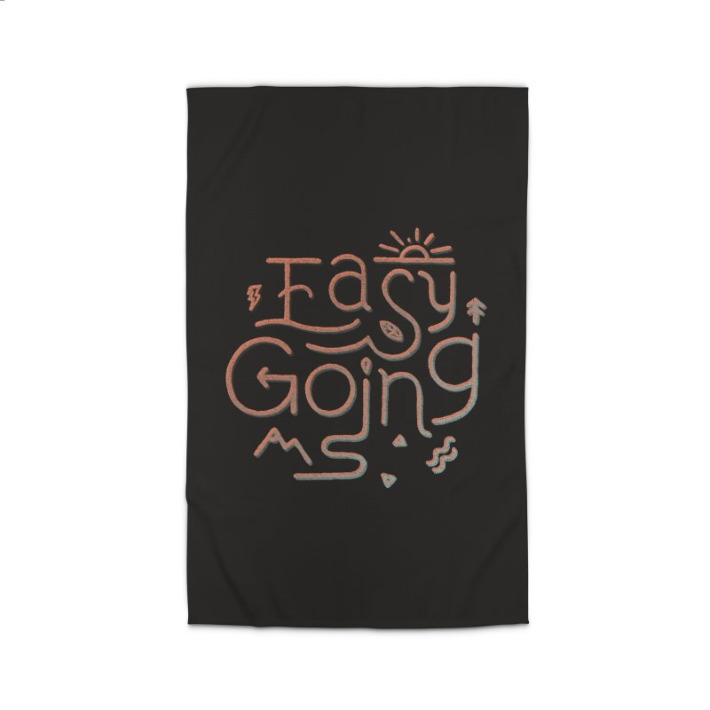 Easy Going Home Rug by Tatak Waskitho