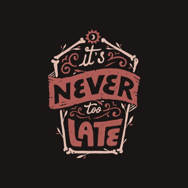 image for Never Late
