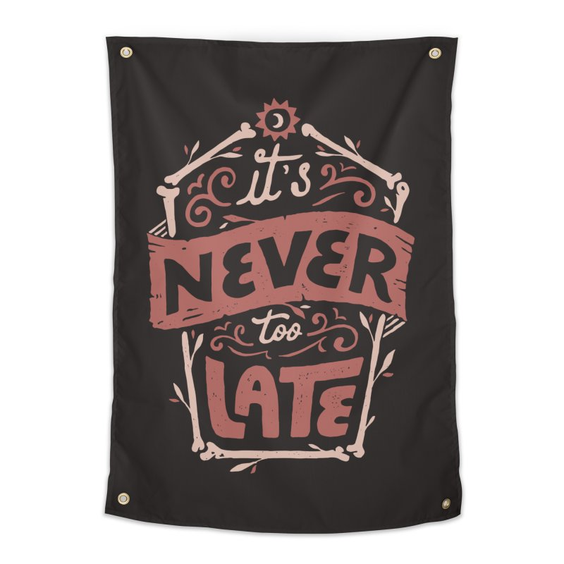 Never Late Home Tapestry by skitchism's Artist Shop