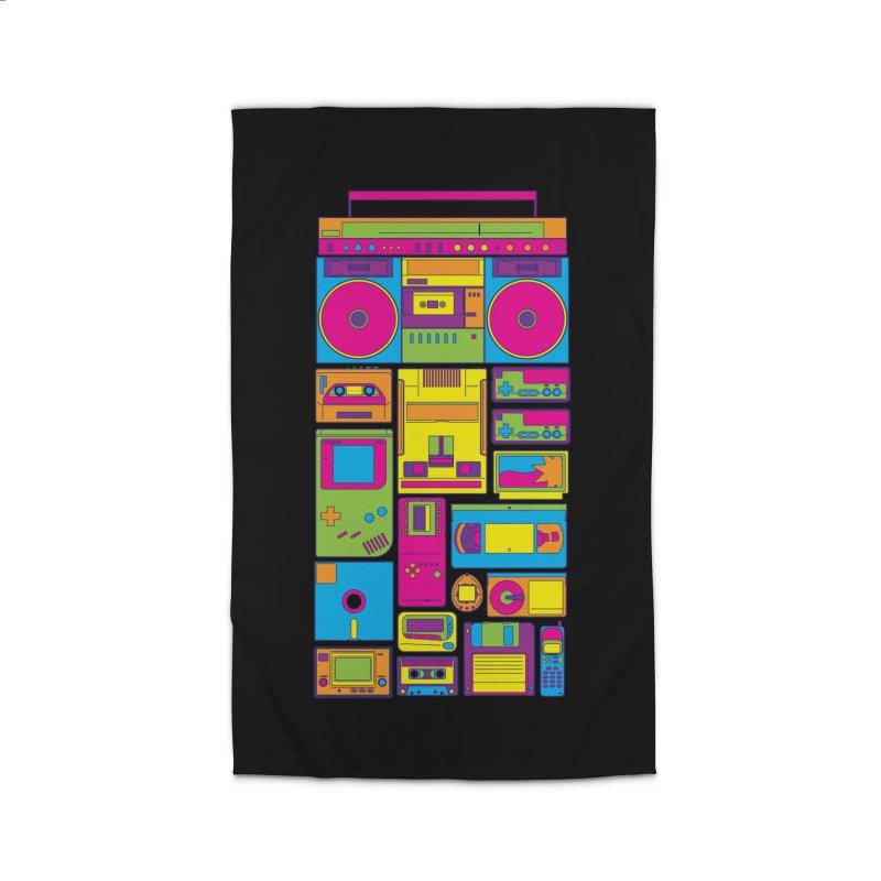 Nostalgic Gadgets Home Rug by sknny