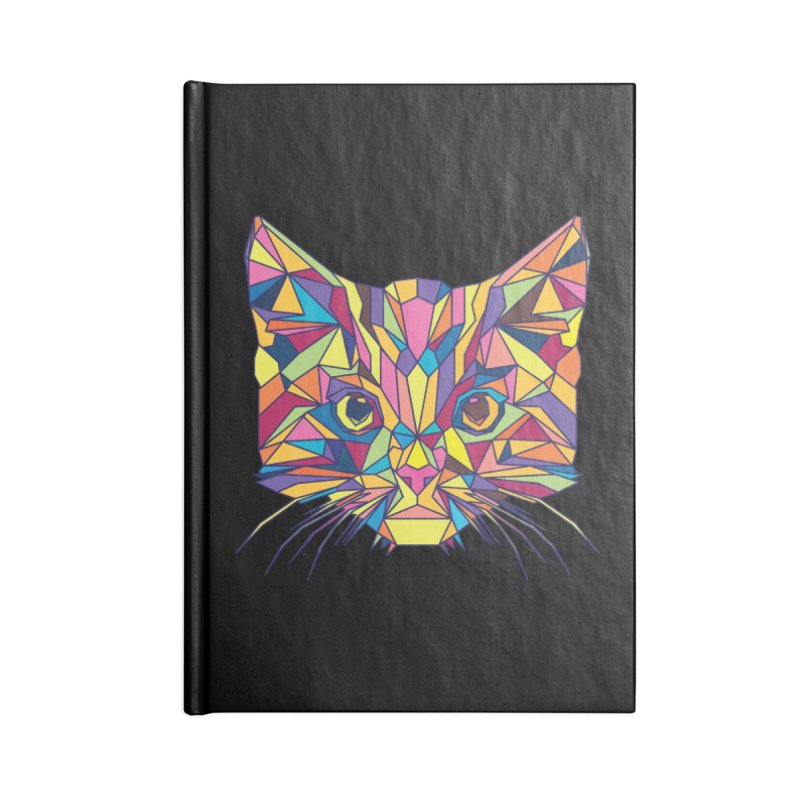 Fragile Kitten Accessories Notebook by sknny