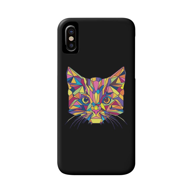Fragile Kitten Accessories Phone Case by sknny
