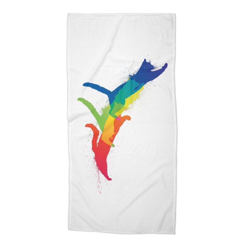 Jump Accessories Beach Towel by sknny