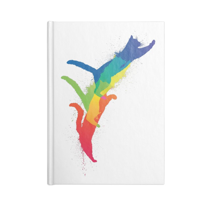 Jump Accessories Notebook by sknny