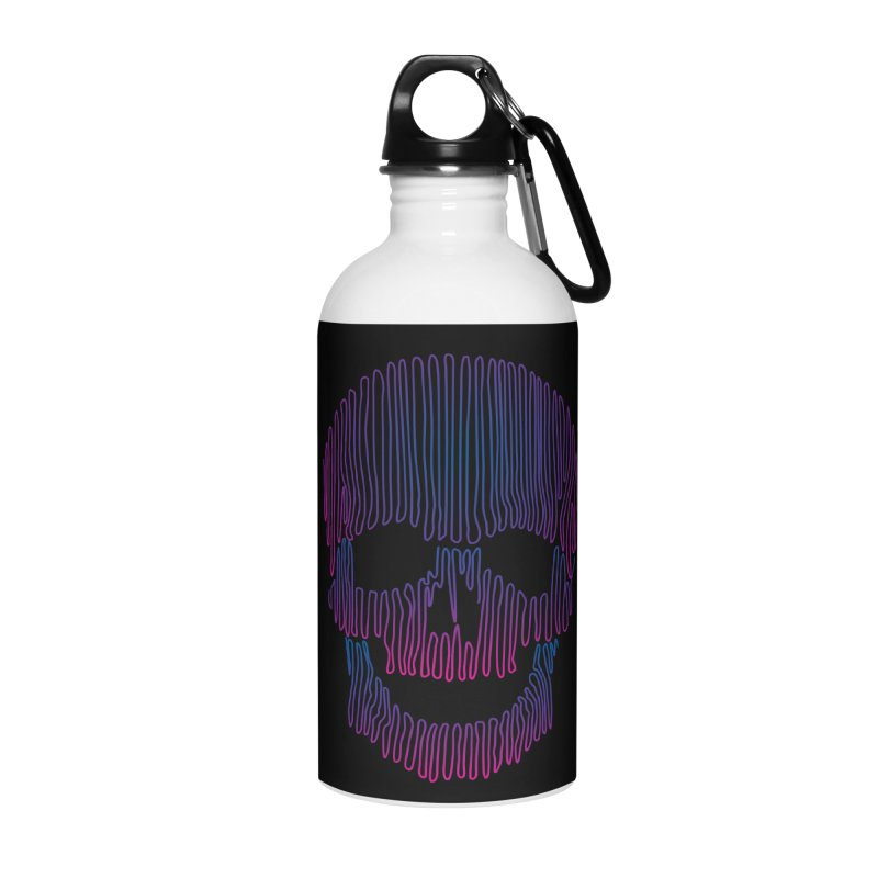 Skullidellic Accessories Water Bottle by sknny