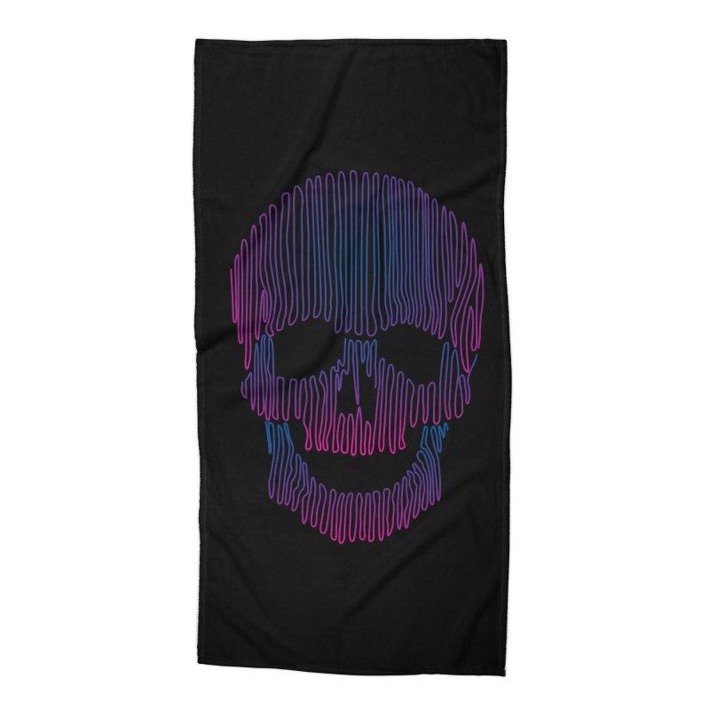 Skullidellic Accessories Beach Towel by sknny