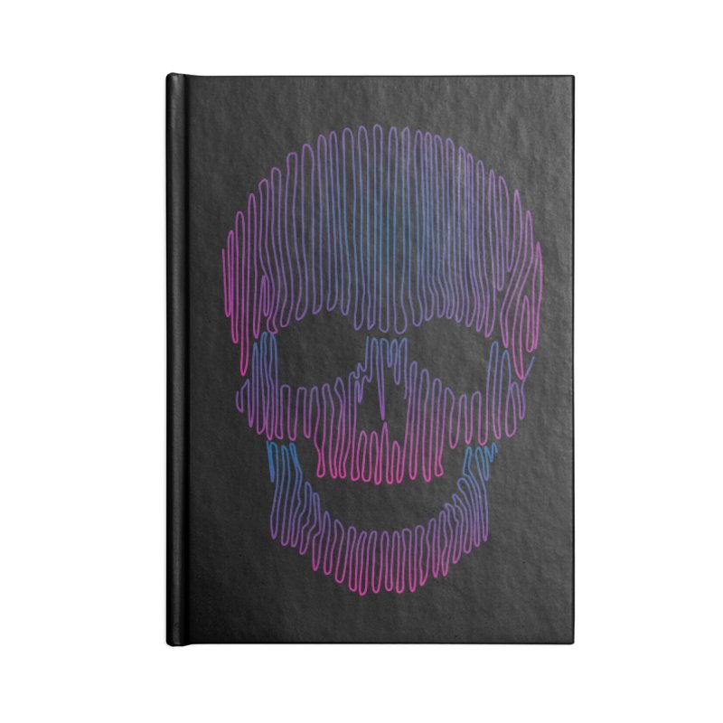 Skullidellic Accessories Notebook by sknny