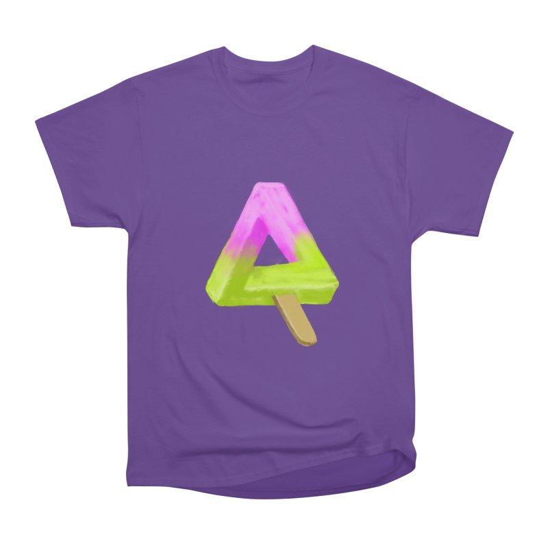 Penrose Popsicle Women's Classic Unisex T-Shirt by sknny