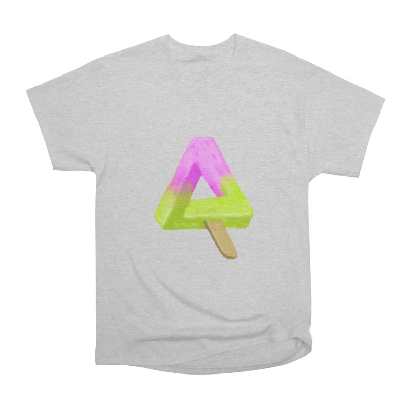 Penrose Popsicle Women's Heavyweight Unisex T-Shirt by sknny