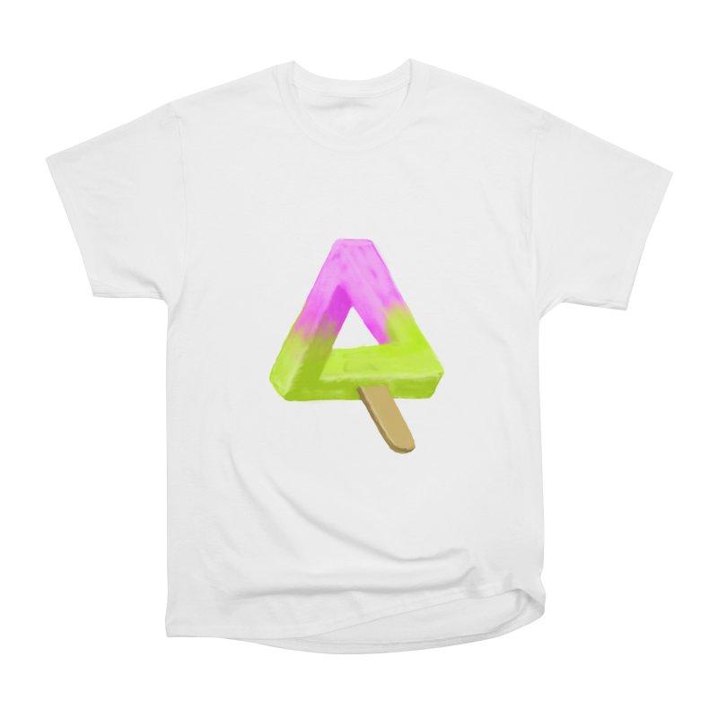 Penrose Popsicle Women's Heavyweight Unisex T-Shirt by sknny