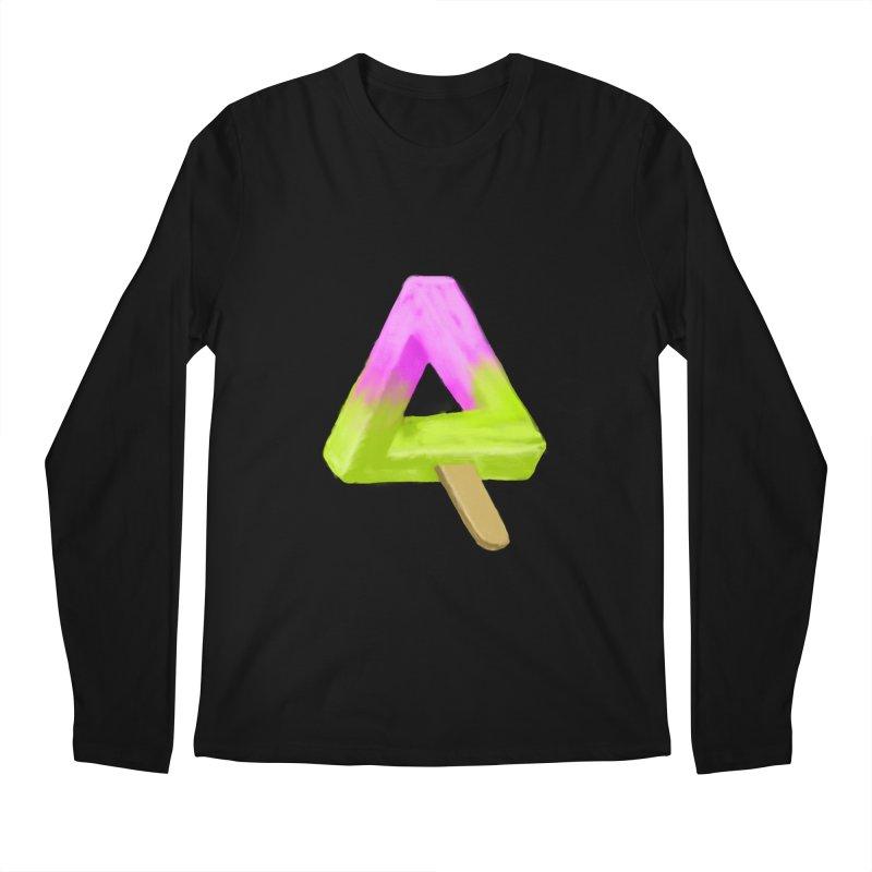 Penrose Popsicle Men's Longsleeve T-Shirt by sknny