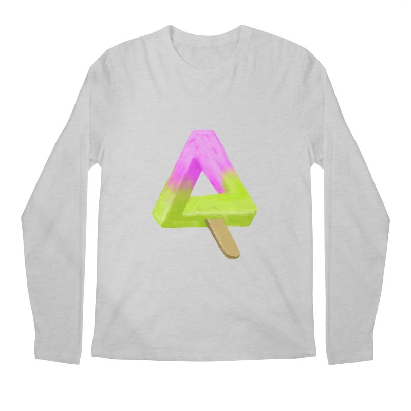 Penrose Popsicle Men's Longsleeve T-Shirt by sknny