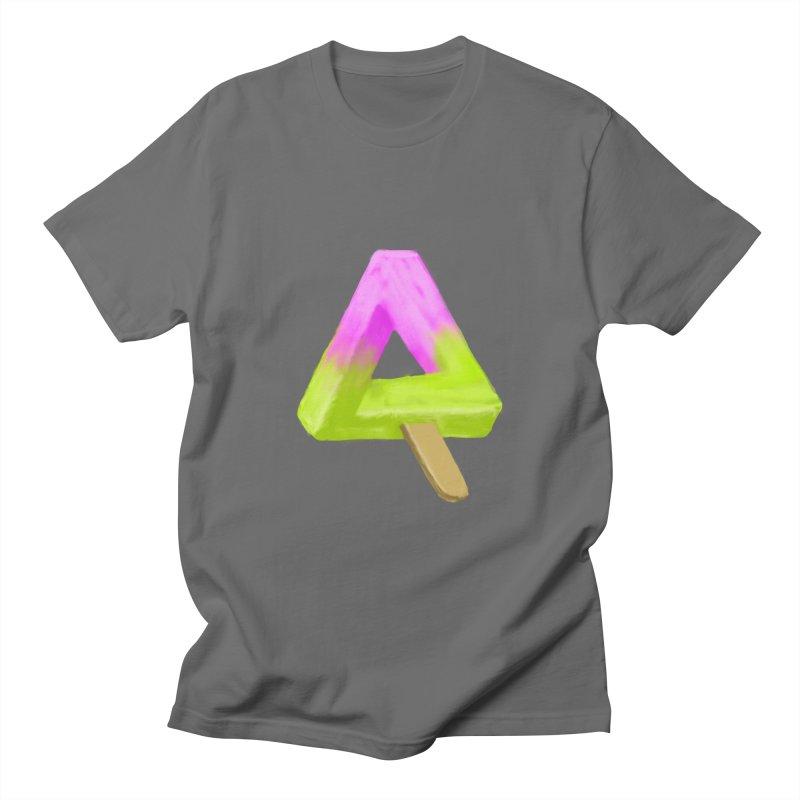 Penrose Popsicle Men's T-shirt by sknny