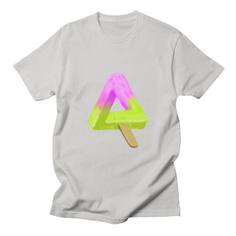 Penrose Popsicle Men's T-Shirt by sknny