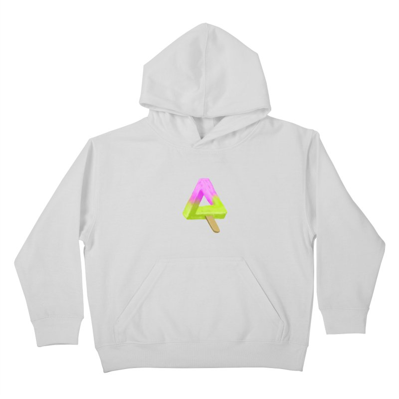 Penrose Popsicle Kids Pullover Hoody by sknny