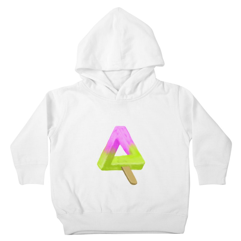 Penrose Popsicle Kids Toddler Pullover Hoody by sknny