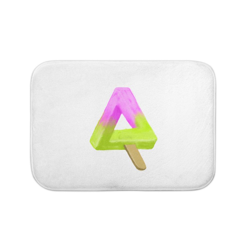 Penrose Popsicle Home Bath Mat by sknny