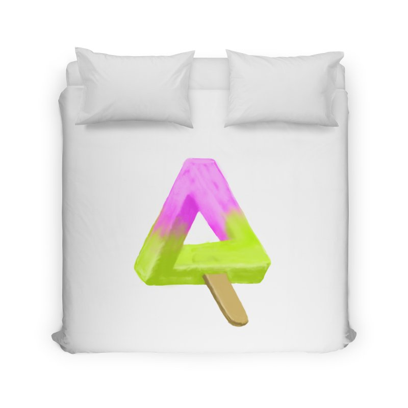 Penrose Popsicle Home Duvet by sknny