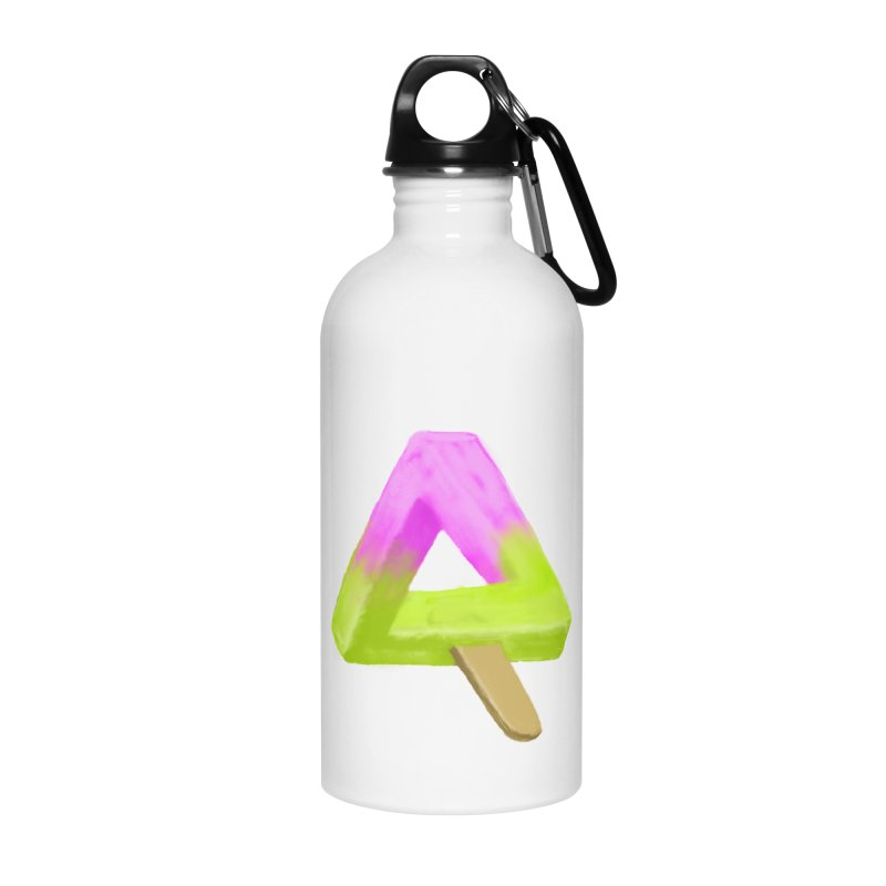 Penrose Popsicle Accessories Water Bottle by sknny