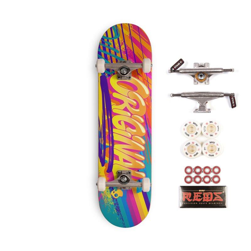 'ORiGiNAL' Skate Deck Accessories Skateboard by Skullcandy