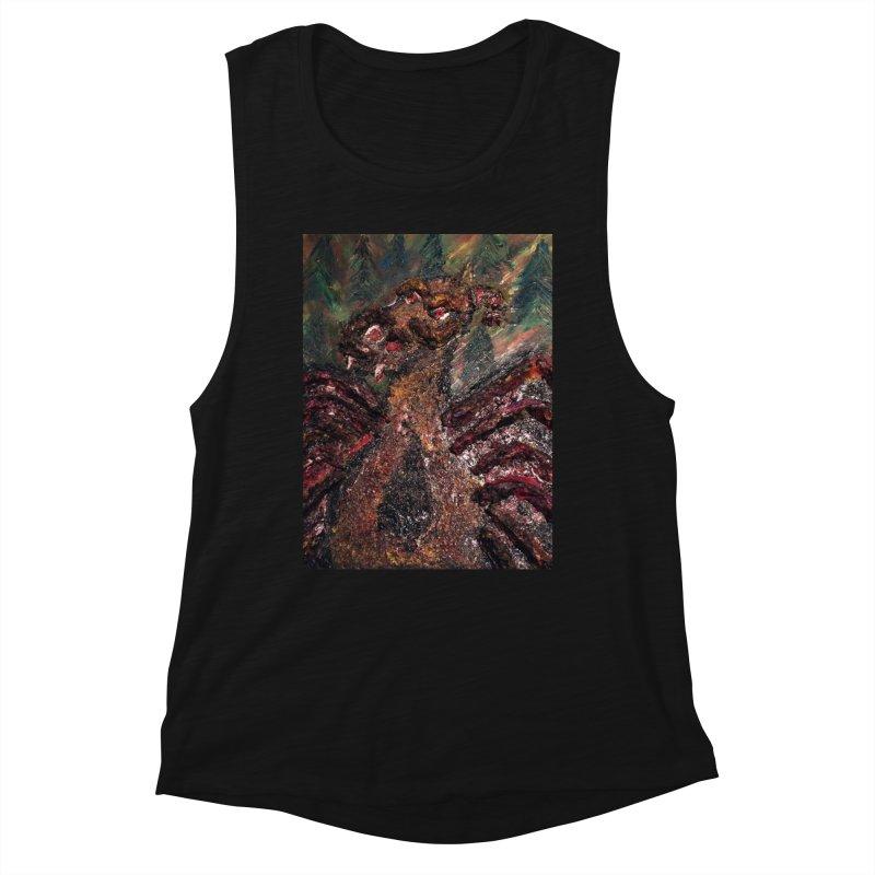 The Jersey Devil Women's Tank by skullivan's Artist Shop