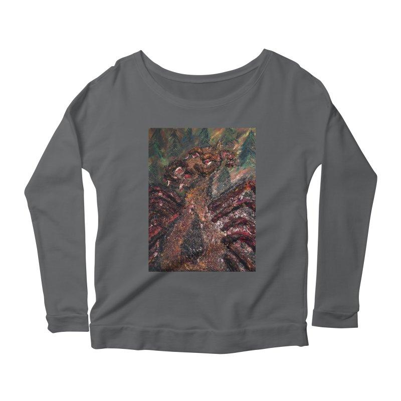 The Jersey Devil Women's Longsleeve T-Shirt by skullivan's Artist Shop