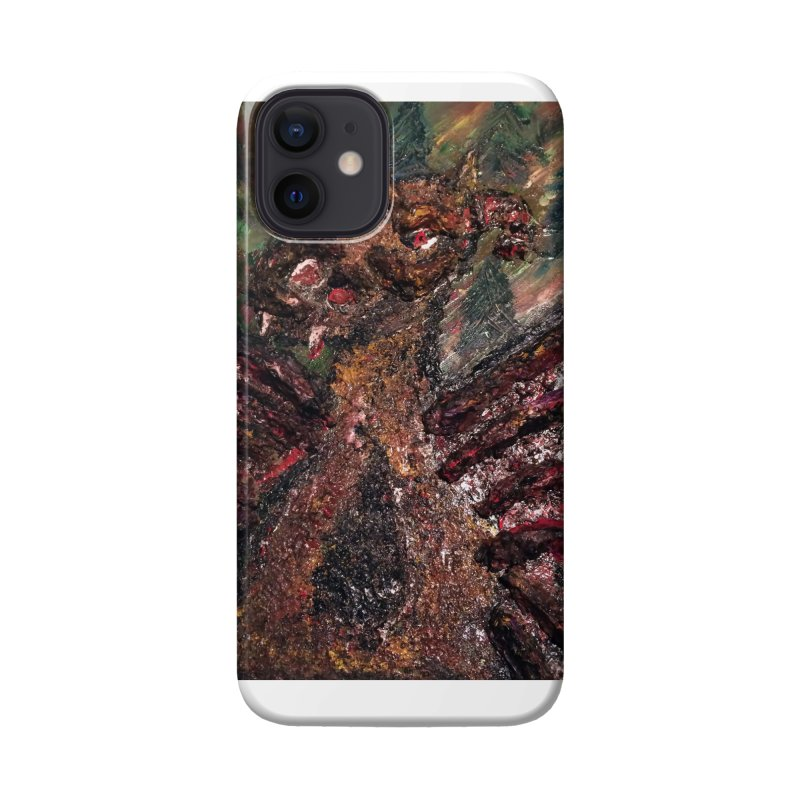 The Jersey Devil Accessories Phone Case by skullivan's Artist Shop