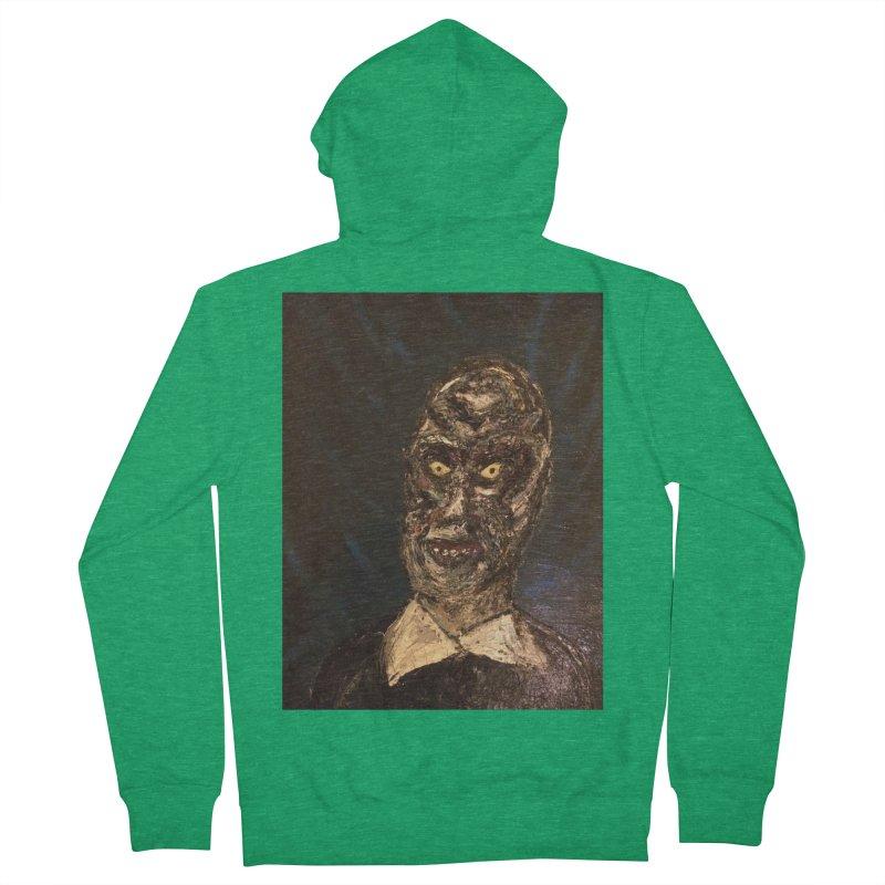 The Gentlemen Men's Zip-Up Hoody by skullivan's Artist Shop