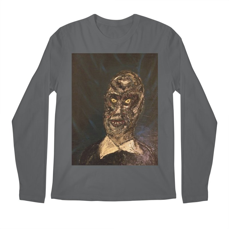 The Gentlemen Men's Longsleeve T-Shirt by skullivan's Artist Shop