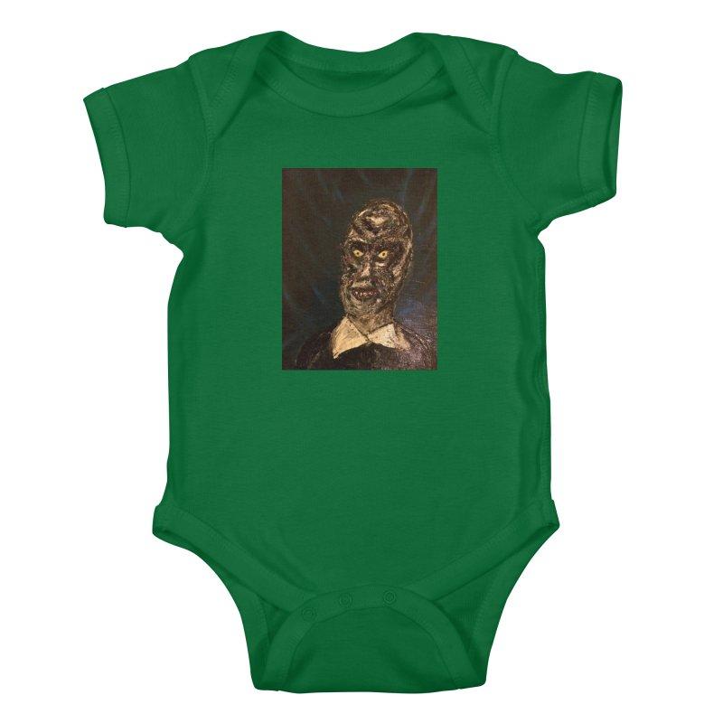 The Gentlemen Kids Baby Bodysuit by skullivan's Artist Shop